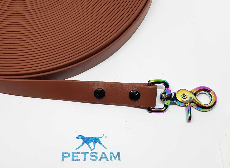 Meterware BETA-BioThane® Schwarz Breite: 12mm BL520 Dicke: 2,5mm